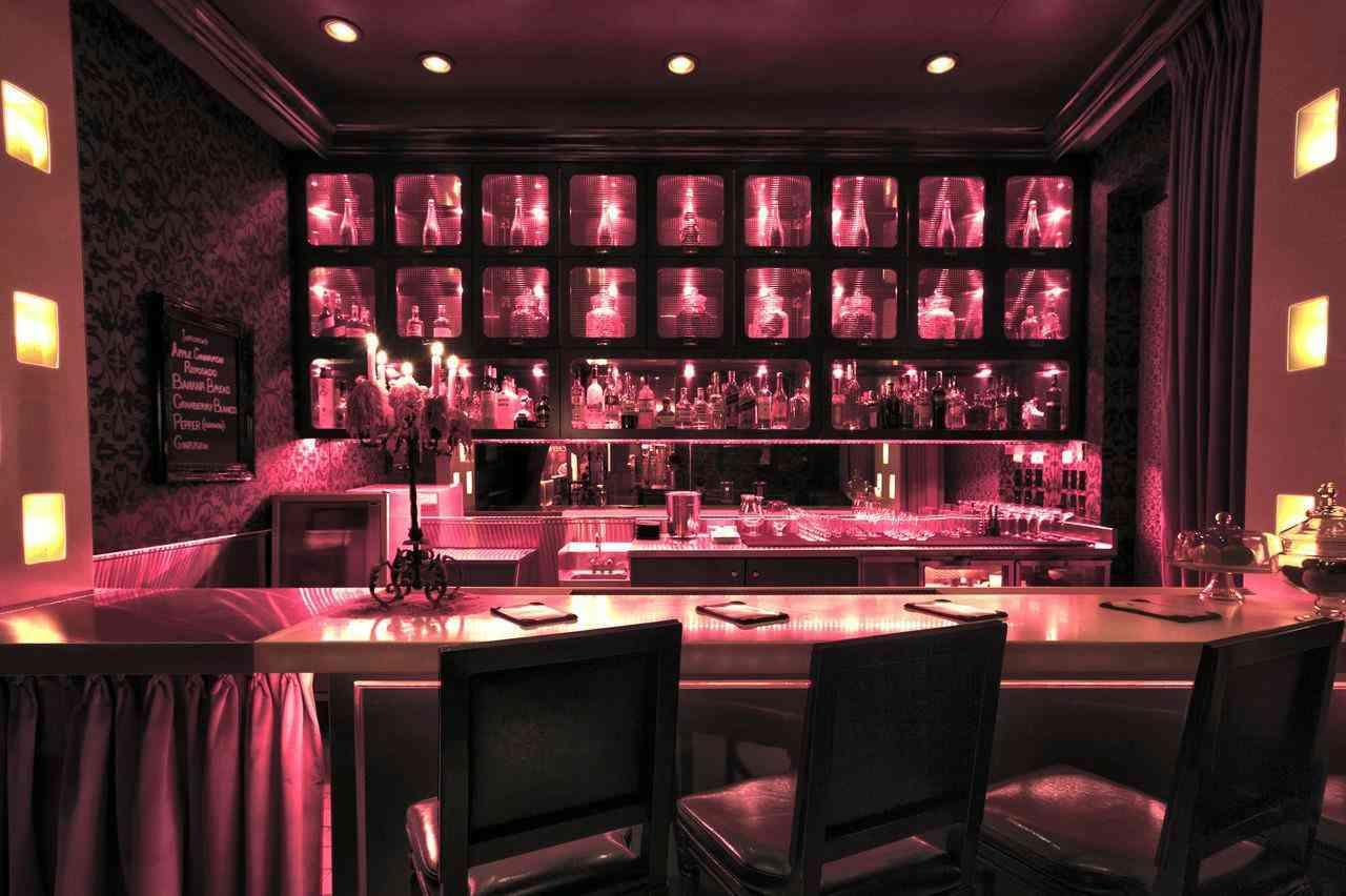 Scarlet Bar -- The Palms