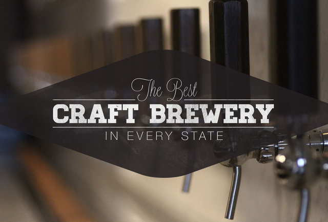 best craft brewery in every state
