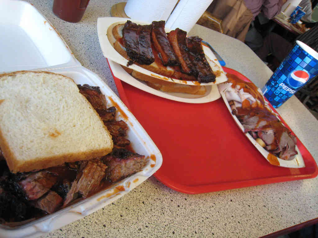 LC's BBQ in Kansas City