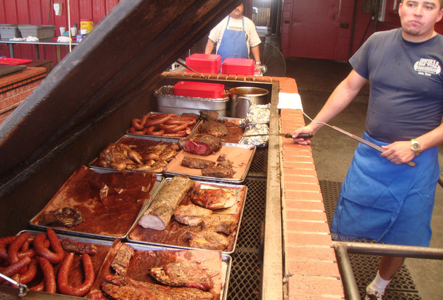 Cooper's BBQ in Llano, Texas