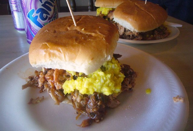 Payne's BBQ in Memphis