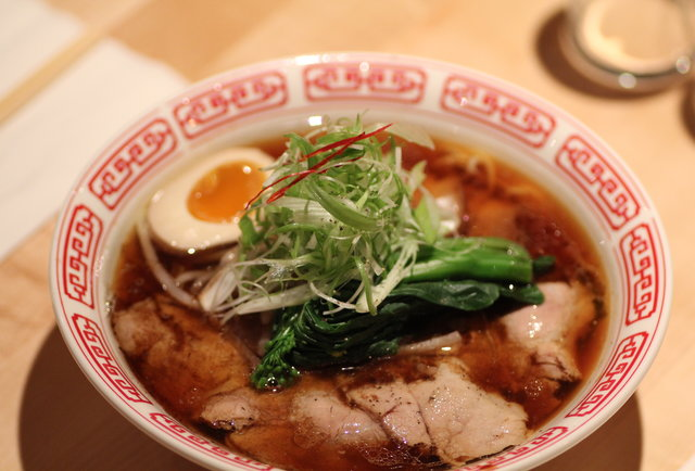 Destination ramen and Japanese soul food