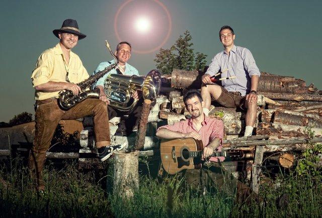 The Bavarian Beat Boys
