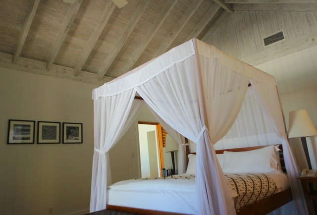 Bedroom at Parrot Cay by COMO