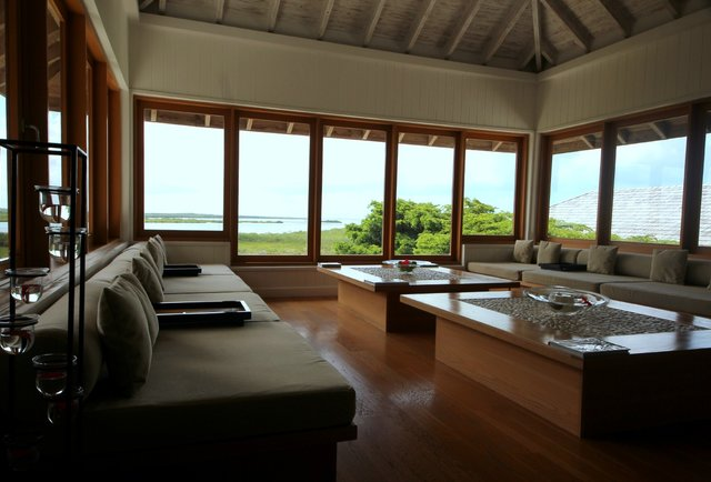 Shambhala spa at Parrot Cay by COMO