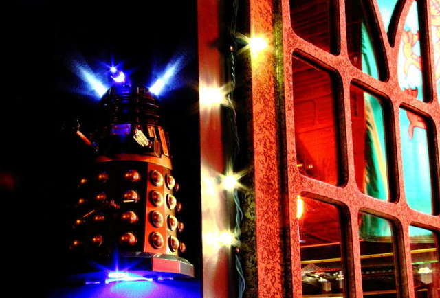 The TARDIS Room