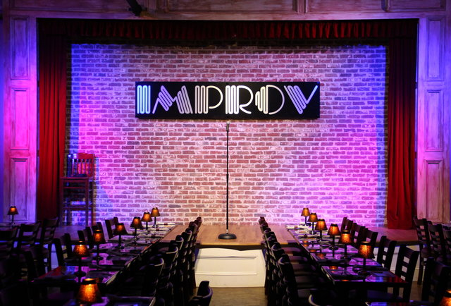The Atlanta Improv Comedy Club & Dinner Theatre