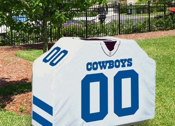 Team Jersey Grill Covers
