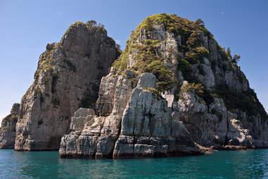 cliff jumping south korea