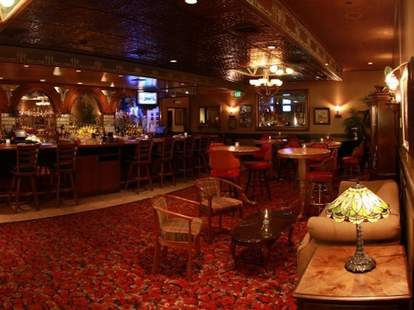 Golden Steer interior - Las Vegas