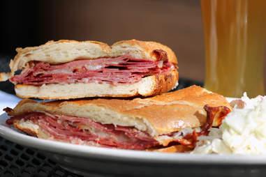 parish cafe sandwich