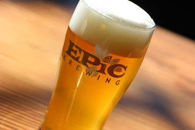Escape to Colorado IPA from Epic Brewing