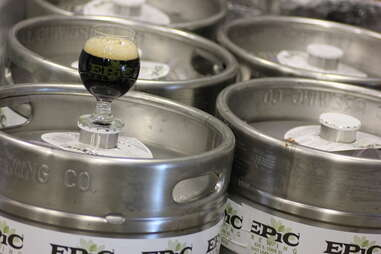 Imperial Pumpkin Porter at Epic Brewing
