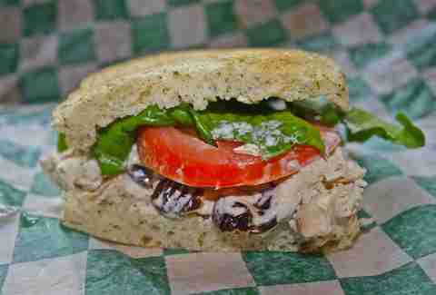 Michigan Cherry Chicken, Lunchtime Global