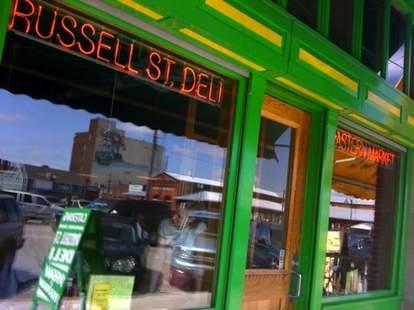 Russell Street Deli Detroit