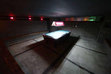 Pool Table NYC - Beast of Bourbon