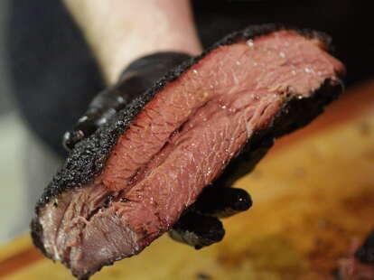 BBQ NYC - Beast of Bourbon - Brisket