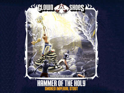 Clown Shoes Hammer of the Holy