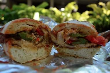 Kaiser sandwich