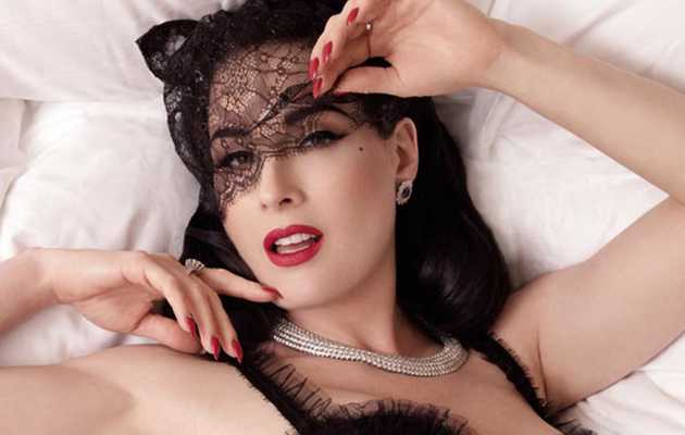 The Weekend Playbook: Fishtown trapeezing and Dita Von Teese naked