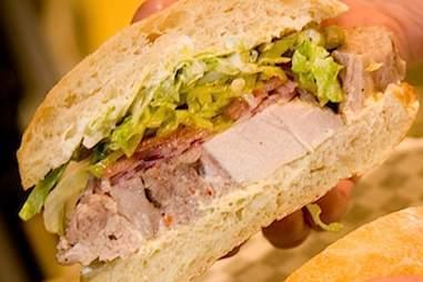 Chop Butchery & Charcuterie's Porchetta