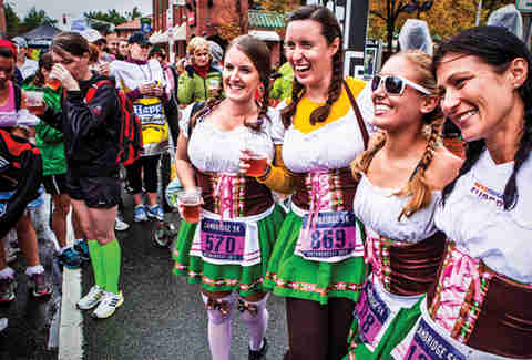 Cambridge Oktoberfest 5K