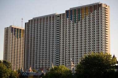 Izmailovo Gamma Delta Hotel