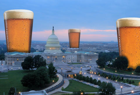 capitol government shutdown drink beers specials thrillist