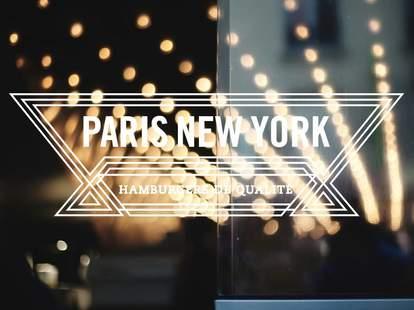 Window of Paris New York