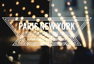 Paris New York