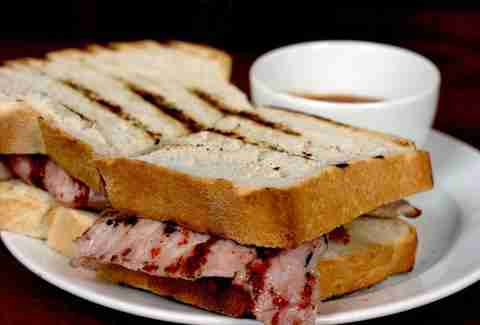 St John bacon sandwich london