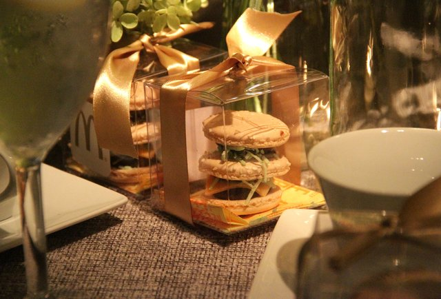 I attended an exclusive McDonald\'s tasting menu dinner & ate Kung Pao McNuggets