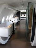 Jacuzzi aboard Vliegtuigsuite Teuge