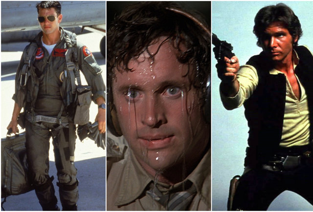 Ranked: The 20 greatest movie pilots you\'d want flying your plane