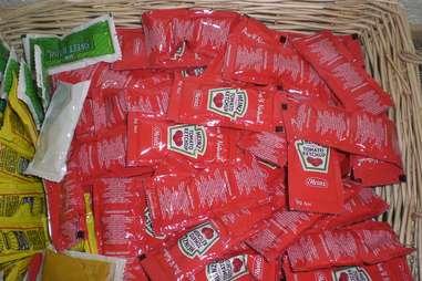 Heinz packets