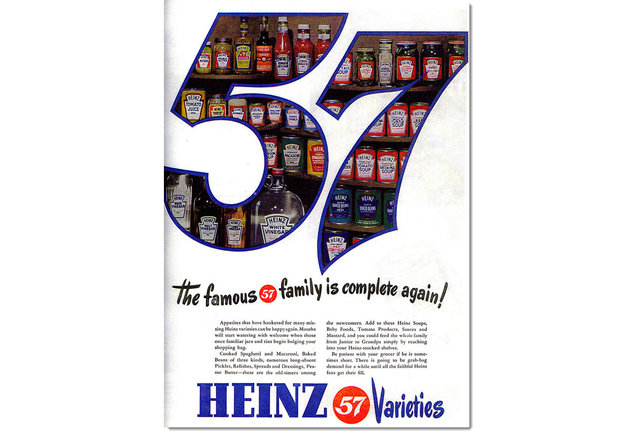 17 things you didn\'t know about Heinz Ketchup