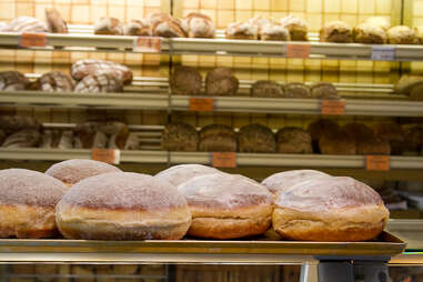 Riesenpfannkuchen donuts from Bäckerei Ladewig Berlin
