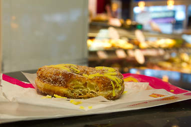 Curlyssant donut from Thürmann Berlin