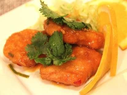 Kung pao chicken nuggets - McDonald's