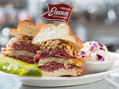 eleven city diner chicago south loop