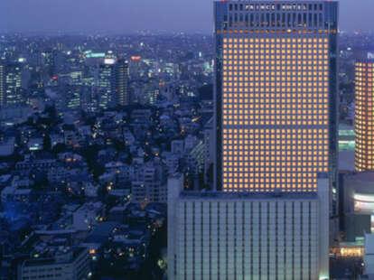 Prince Hotel Shinagawa exterior shot