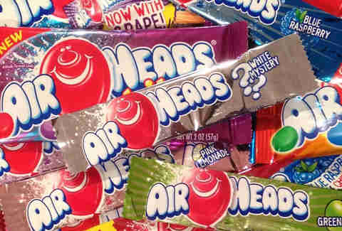 Airheads lifetime supply