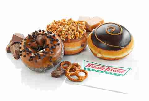 Krispy Kreme lifetime supply