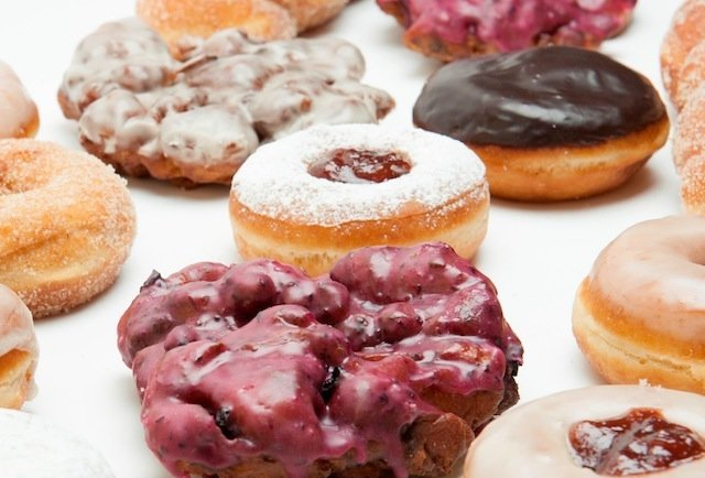 Top Pot, Daily Dozen, and all of Seattle\'s best donuts