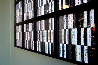 Tapes at HA