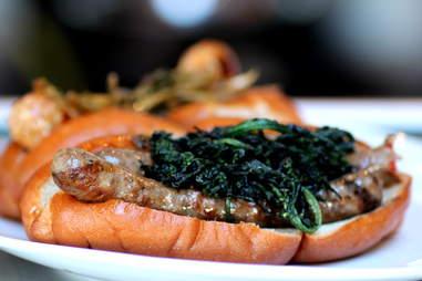 Sausage at HA