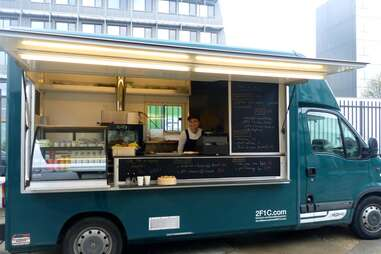 2F1C Food Truck in Paris