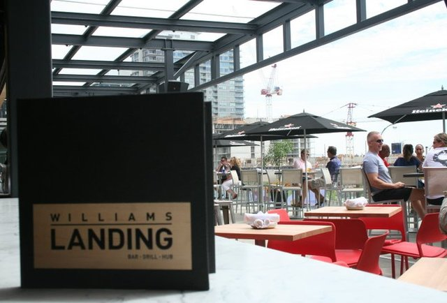 The seven best patios in Toronto