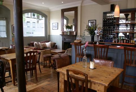 The Harwood Arms London