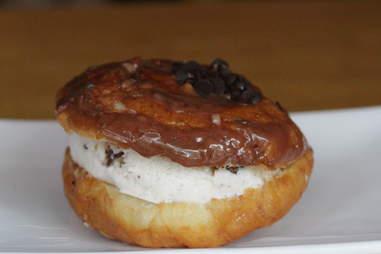 Umami Burger - Donut Ice Cream Sandwiches